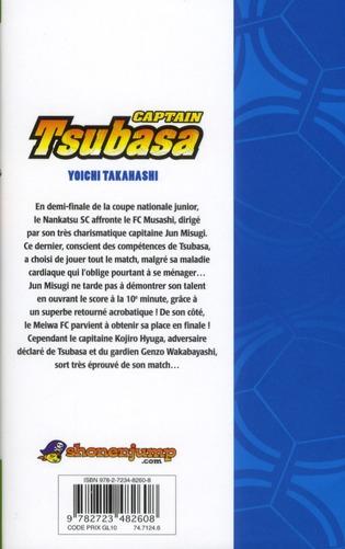 Captain Tsubasa t.8