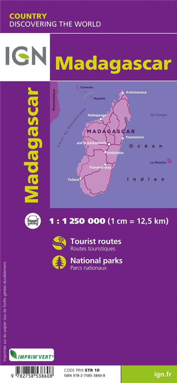85125 ; Madagascar