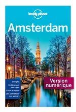 Amsterdam Cityguide 7ed  - LONELY PLANET ENG - LONELY PLANET FR