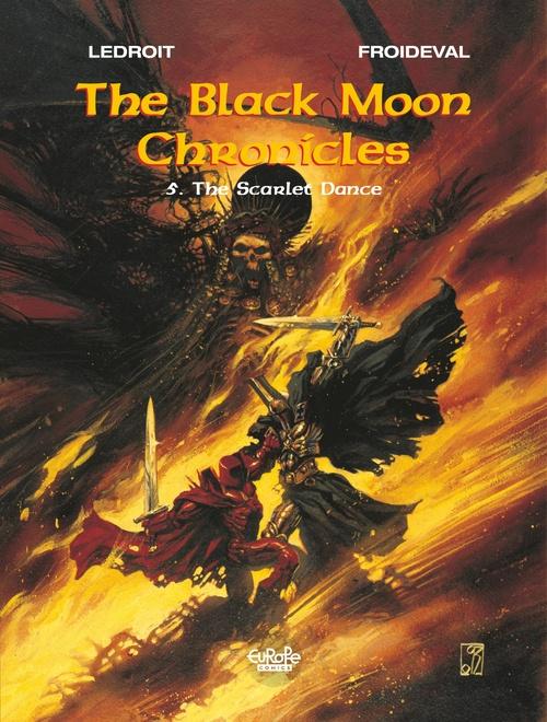 Black Moon Chronicles - Volume 5 - The Scarlet Dance