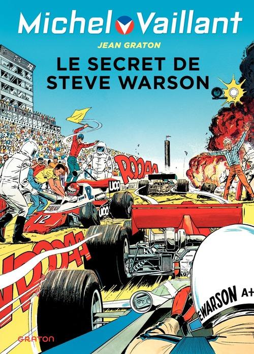Michel Vaillant - tome 28 - Le secret de Steve Warson