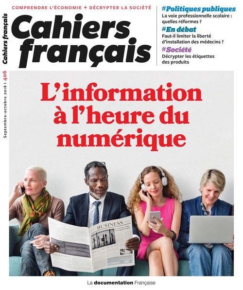 L'information à l'heure du numérique
