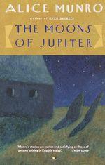 Vente Livre Numérique : The Moons of Jupiter  - Alice Munro