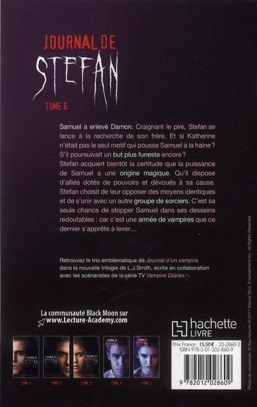 Journal de Stefan t.6; manipulés