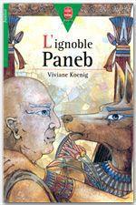Vente Livre Numérique : L'ignoble Paneb  - Viviane Koenig