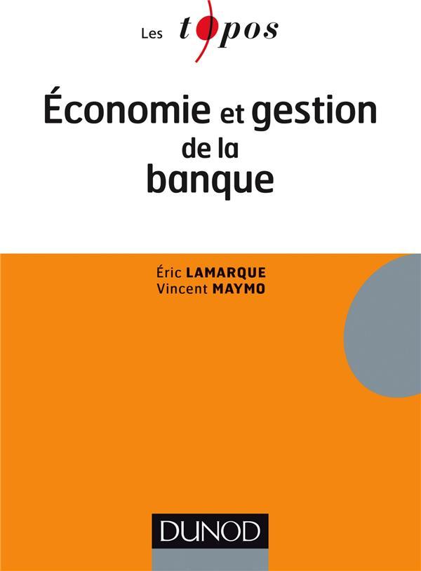 économie et gestion de la banque