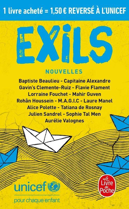 Exils ; nouvelles