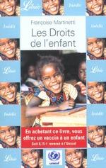 Couverture de Droits de l'enfant (les)