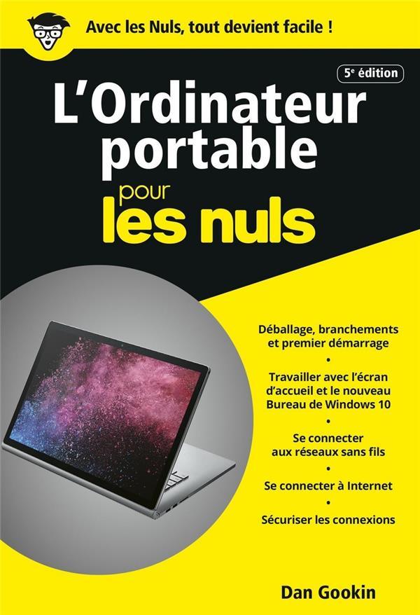 L'ordinateur pour les nuls (3e édition)