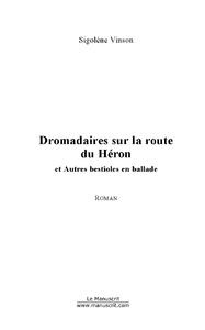 Dromadaires sur la route du heron