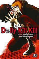 Vente Livre Numérique : Dolly Kill Kill T04  - Yûsuke Nomura