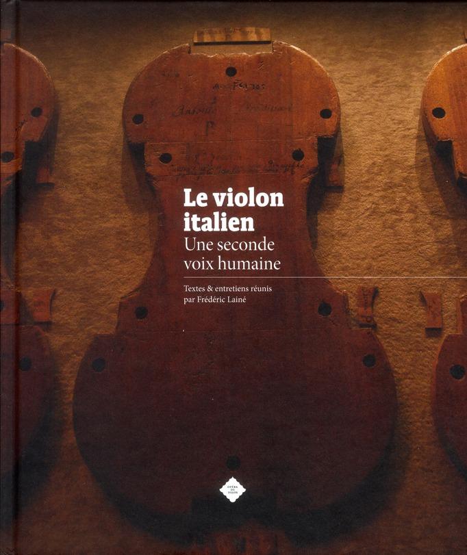 Violon, une seconde voix humaine