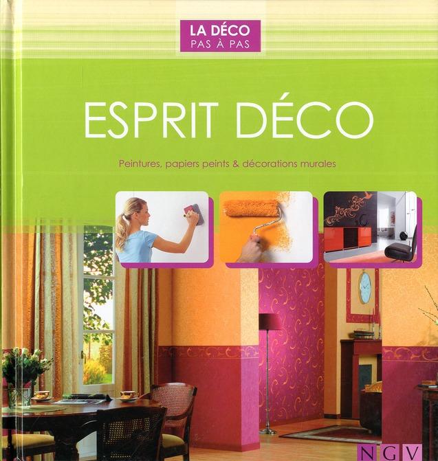 Esprit déco ; peintures, papiers peints & décorations murales