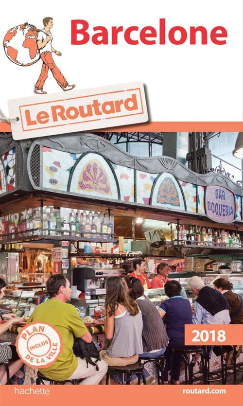 Guide du Routard ; Barcelone (édition 2018)