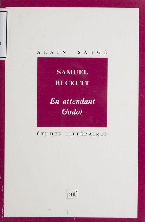 Samuel Beckett : «En attendant Godot»