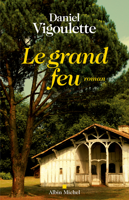 Le Grand Feu  - Daniel Vigoulette