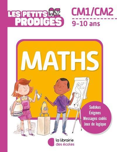 Les petits prodiges ; maths ; CM1
