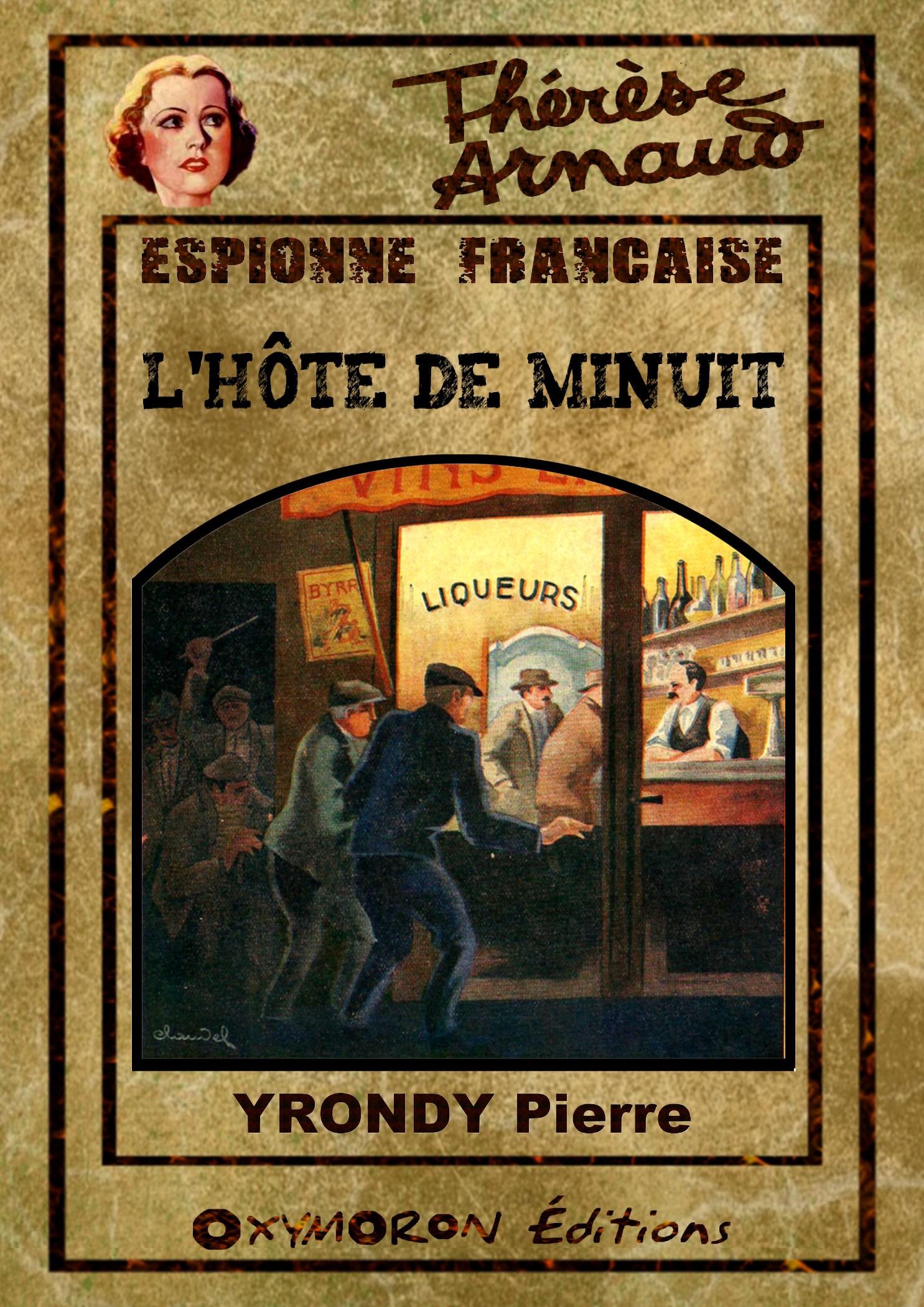 L'hôte de minuit  - Pierre Yrondy