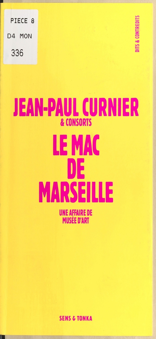 Mac de marseille (le)