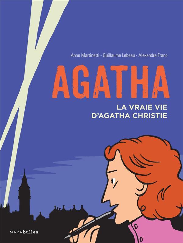 La vraie vie d'Agatha Christie
