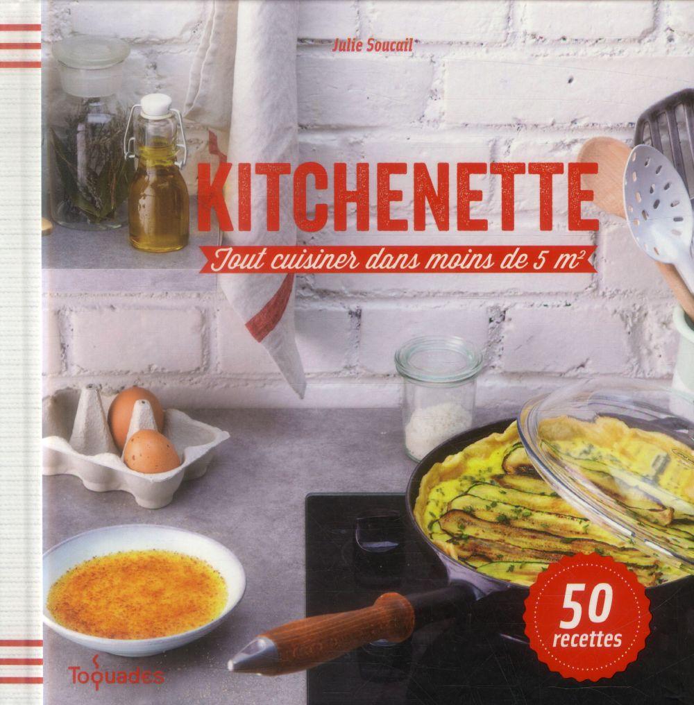 Kitchenette ; tout cuisiner dans moins de 5m2