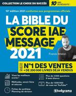 La bible du score IAE message (édition 2021)