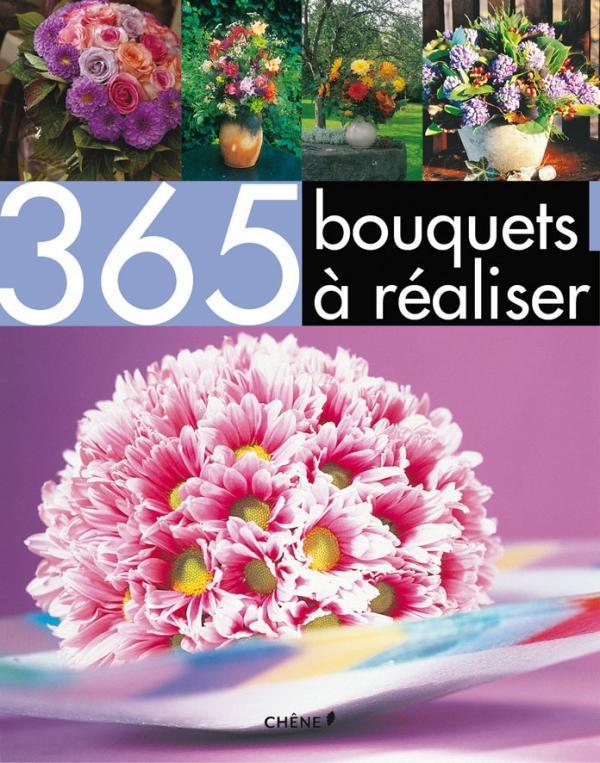 365 Bouquets A Realiser