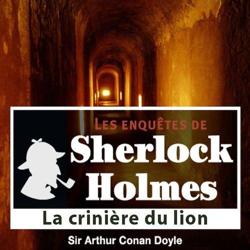 Sherlock Holmes - La crinière du lion
