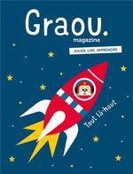 Couverture de Magazine Graou N 9 - Ciel
