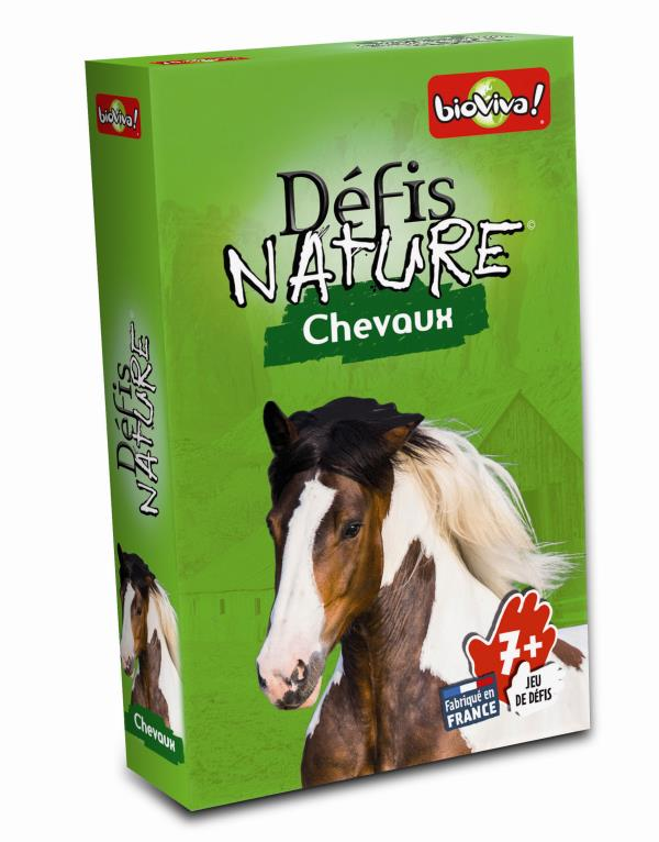 DEFIS NATURE ; chevaux