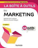 Vente Livre Numérique : La boîte à outils du Responsable marketing omnicanal  - Nathalie Van Laethem - Béatrice Durand-Mégret