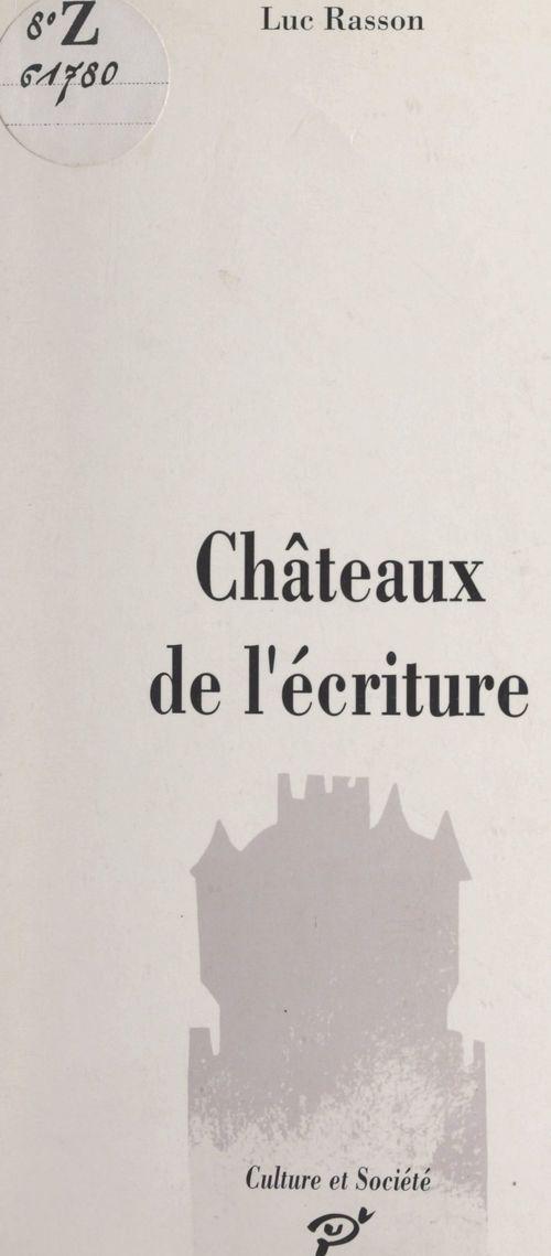 Châteaux de l'écriture
