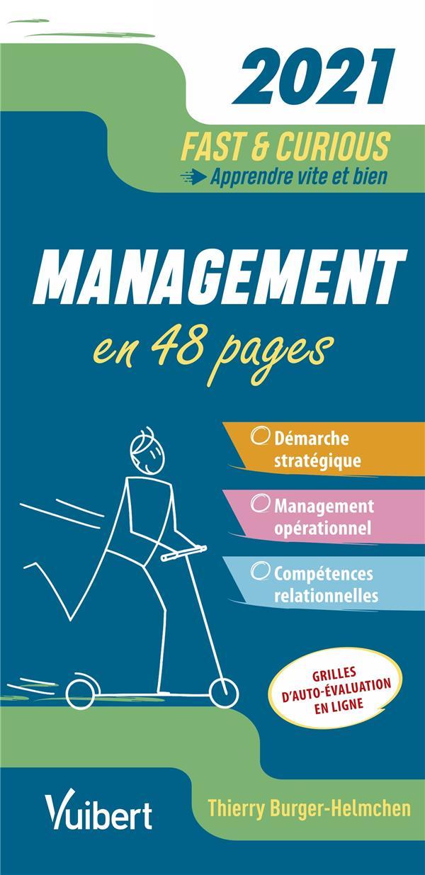 fast & curious ; management ; apprendre vite et bien (édition 2021)