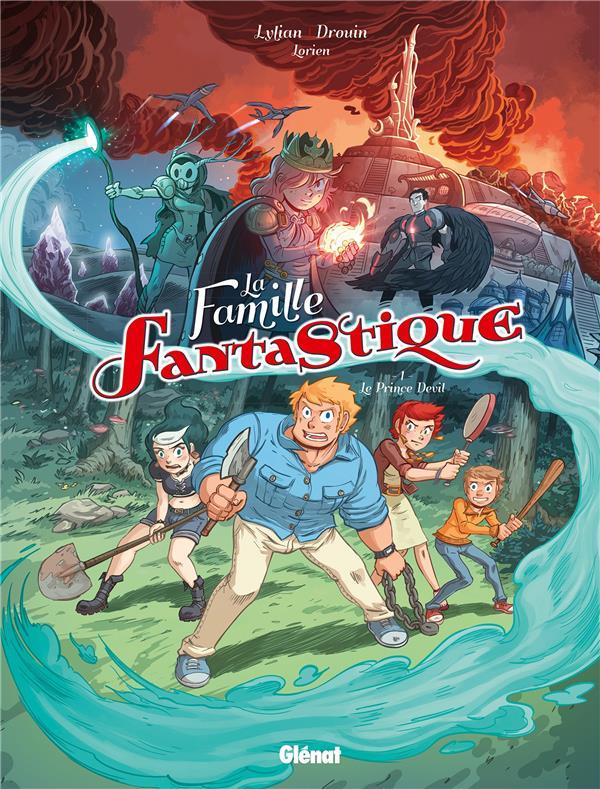 La famille fantastique T.1 ; le prince Devil
