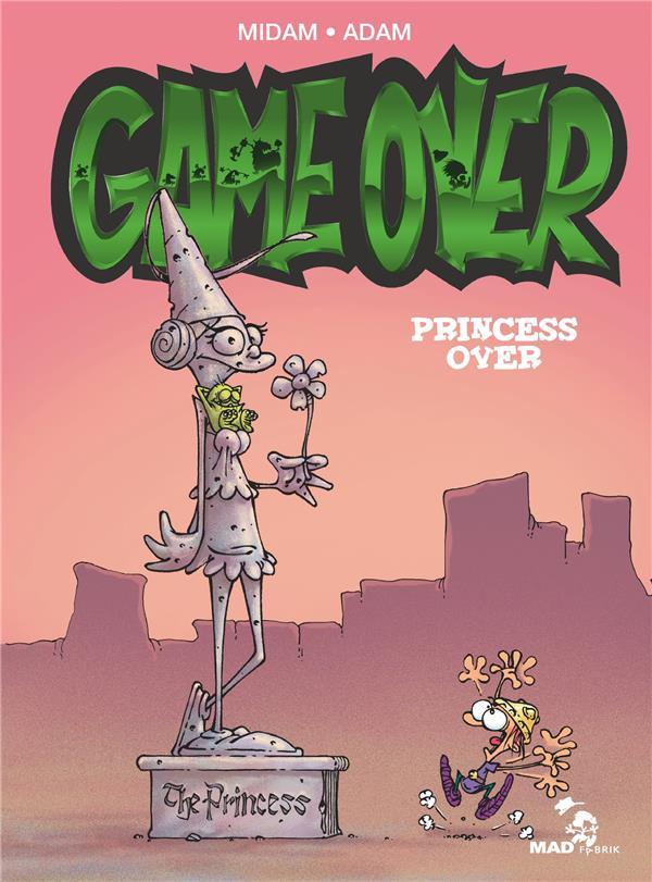 GAME OVER  -  PRINCESS OVER