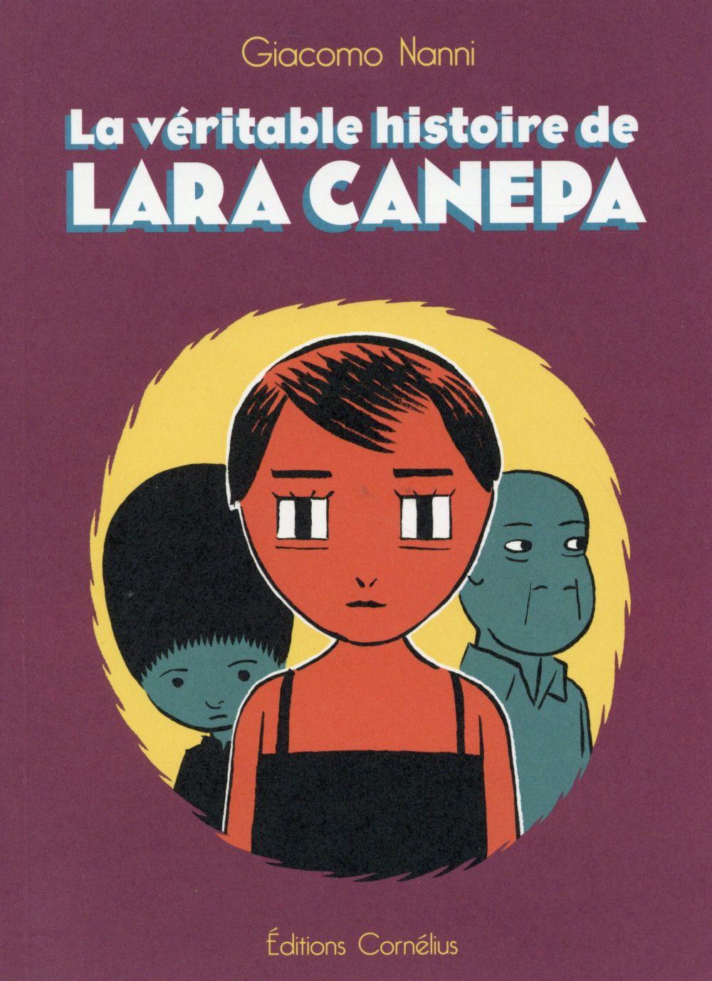 la véritable histoire de Lara Canepa