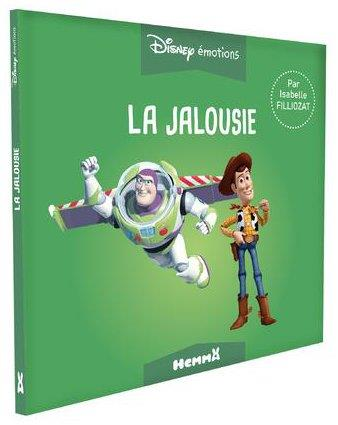 Disney émotions ; Toy Story ; la jalousie