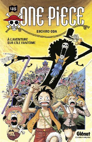 One Piece T.46 ; A L'Aventure Sur L'Ile Fantome