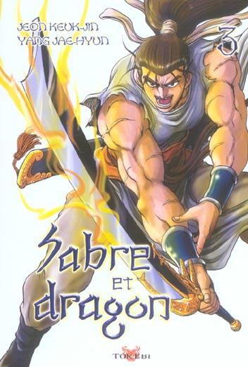 SABRE ET DRAGON T.3