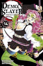 Vente Livre Numérique : Demon slayer T.14  - Koyoharu Gotouge