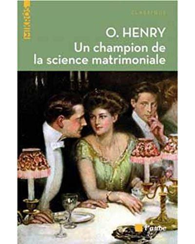 Un champion de la science matrimoniale