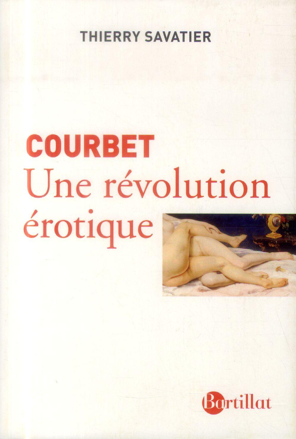 COURBET UNE REVOLUTION EROTIQUE