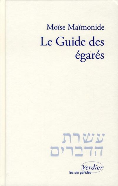 Le Guide Des Egares