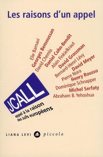 JCall ; les raisons d'un appel