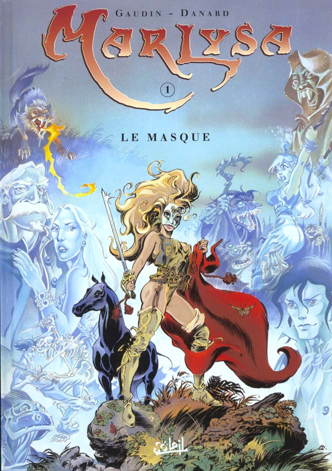 Marlysa T.1 ; le masque