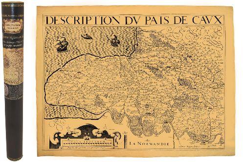 Description du pays de Caux en 1620