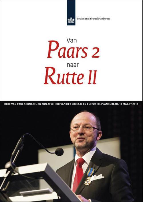 Van paars 2 naar Rutte II
