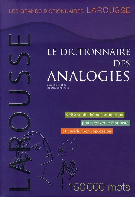 Dictionnaire Des Analogies