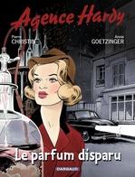 Vente Livre Numérique : Agence Hardy - Tome 1 - Le parfum disparu  - Pierre Christin
