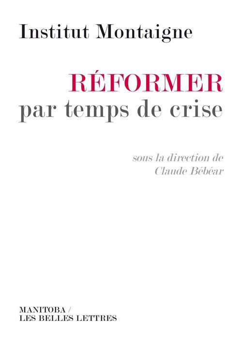 Reformer par temps de crise ned